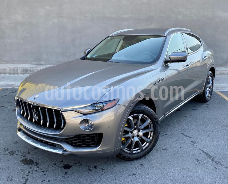 Maserati Levante 3.0L usado (2019) color Gris Oscuro precio $1,300,000