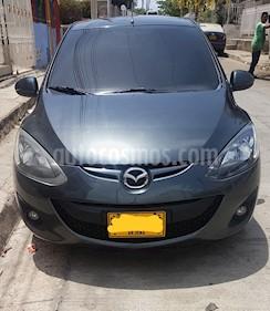 Foto venta Carro usado Mazda 2 Sedan 1.5L Aut (2013) color Gris Metropolitano precio $27.000.000