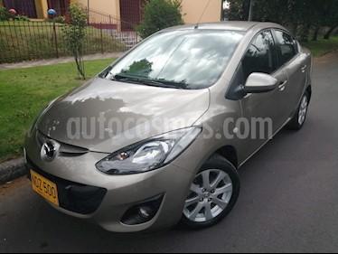Foto venta Carro Usado Mazda 2 Sedan 1.5L Aut (2013) color Beige precio $29.900.000