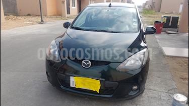 Foto venta Auto usado Mazda 2 Sedan 1.5L  (2010) color Verde precio u$s10.900
