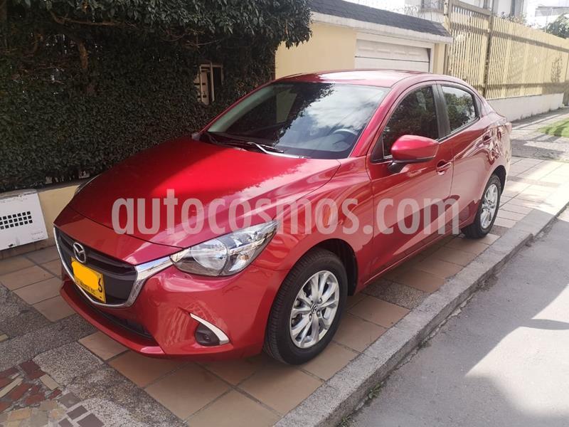Mazda 2 Sedan Touring usado (2019) color Rojo precio $47.800.000