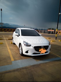 Mazda 2 Sedan 1.5L usado (2019) color Blanco precio $49.000.000