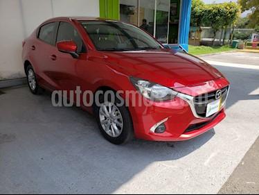 foto Mazda 2 Sedán Touring usado (2019) color Rojo precio $48.990.000
