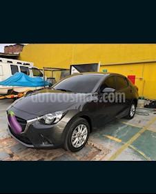 Mazda 2 Sedan Prime Aut usado (2019) color Gris precio $49.000.000