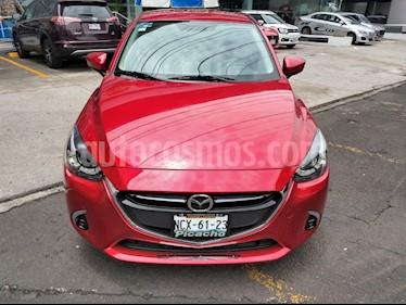 Foto venta Auto usado Mazda 2 Sedan i Grand Touring Aut (2019) color Rojo precio $249,000