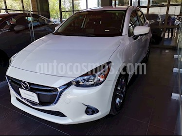 Foto venta Auto usado Mazda 2 Sedan i Grand Touring Aut (2019) color Blanco Perla precio $264,000