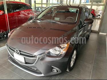 Foto venta Auto usado Mazda 2 Sedan i Touring (2017) color Gris Titanio precio $255,000