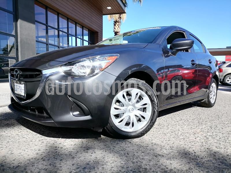 Foto Mazda 2 Sedan i Aut usado (2019) color Gris Titanio precio $230,000