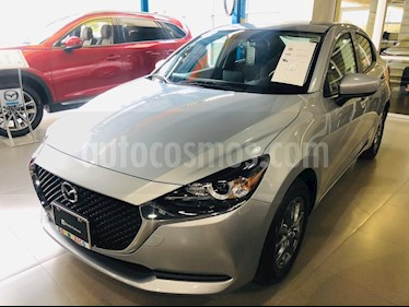 Mazda 2 Sedan i Touring usado (2020) color Plata Sonic precio $282,900