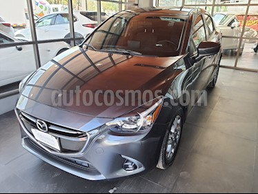 Mazda 2 Sedan i Grand Touring Aut usado (2019) color Gris precio $260,000