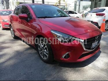 Mazda 2 Sedan i Grand Touring Aut usado (2019) color Rojo precio $247,500
