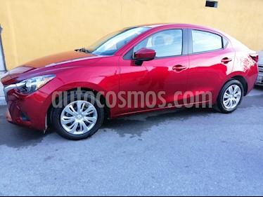 Mazda 2 Sedan i Aut usado (2019) color Rojo precio $225,000