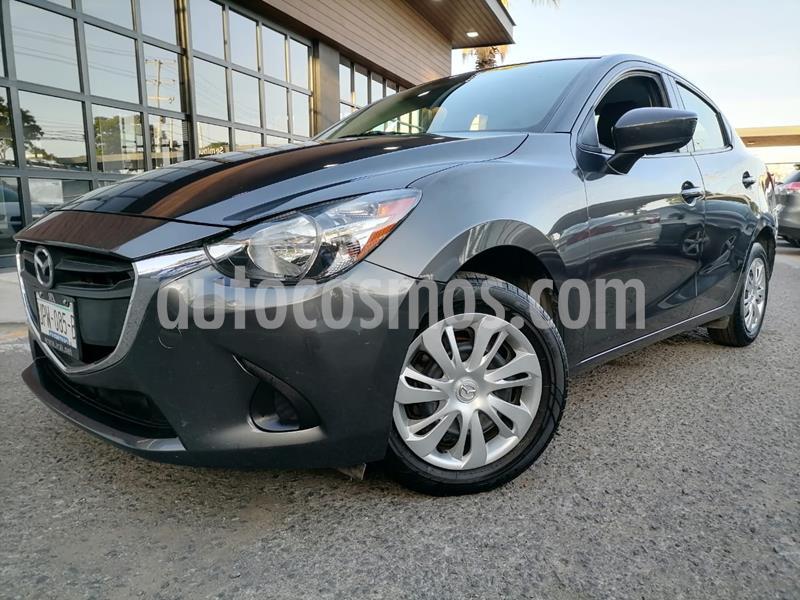 Mazda 2 Sedan i Aut usado (2019) color Gris Titanio precio $230,000