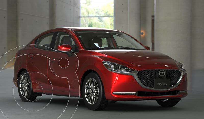 Foto Mazda 2 Sedan i  nuevo color Rojo financiado en mensualidades(enganche $30,390 mensualidades desde $5,697)