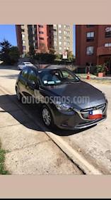 Mazda 2 Sport 1.5L S  usado (2016) color Gris precio $6.350.000