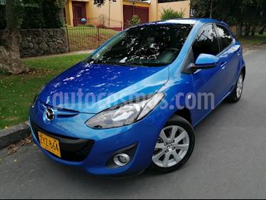 Foto venta Carro usado Mazda 2 1.5 5P (2015) color Azul precio $32.900.000