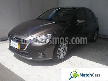 Foto venta Carro usado Mazda 2 1.5 5P (2016) color Marron precio $36.990.000