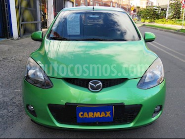 foto Mazda 2 1.5 5P usado (2010) color Verde precio $24.900.000