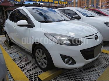 Mazda 2 1.5 Aut 5P usado (2015) color Blanco precio $34.900.000