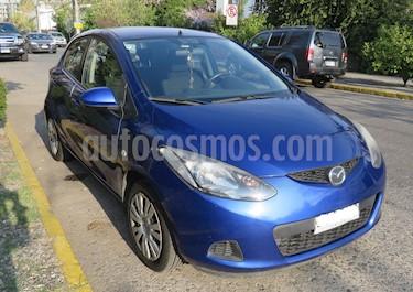 Mazda 2 1.5 S  usado (2008) color Azul precio $3.500.000