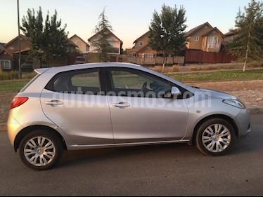 Mazda 2 1.5 V 5P usado (2008) color Gris Plata  precio $3.500.000
