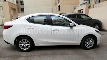 Mazda 2 1.5 V  usado (2016) color Blanco precio $7.690.000