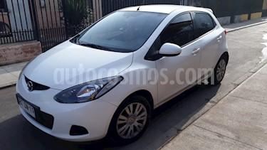Mazda 2 1.5 V  usado (2008) color Blanco precio $3.500.000