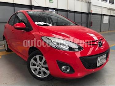 Foto venta Auto usado Mazda 2 5p Touring L4/1.5 Man (2012) color Rojo precio $120,000