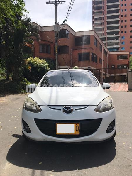 Mazda 2 Sport 1.5L usado (2014) color Blanco precio $30.000.000
