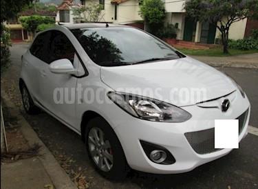 Mazda 2 1.5 5P usado (2012) color Blanco precio $18.000.000