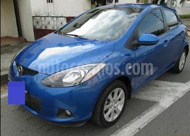 Mazda 2 1.5 5P usado (2011) color Azul precio $18.000.000