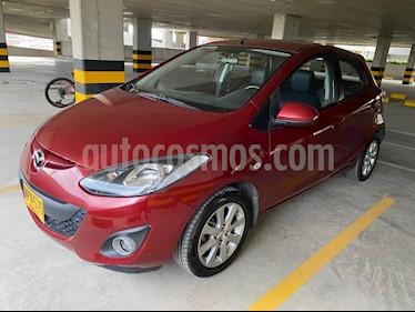 Mazda 2 1.5 5P usado (2013) color Rojo precio $24.490.000