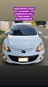 Mazda 2 1.5 Aut 5P usado (2014) color Blanco precio $32.000.000