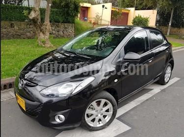 Mazda 2 1.5 5P usado (2013) color Negro precio $29.900.000