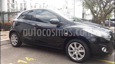 Mazda 2 1.5 5P usado (2013) color Negro precio $18.000.000