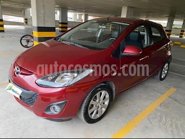 Mazda 2 Sport 1.5L usado (2013) color Rojo precio $24.490.000