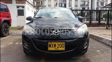 Mazda 2 1.5 5P usado (2013) color Negro precio $18.500.000
