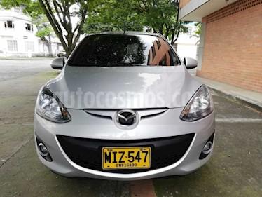 Mazda 2 Sport 1.5L usado (2013) color Plata precio $18.000.000