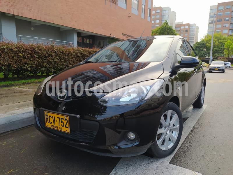 foto Mazda 2 1.5 Aut 5P usado (2011) color Negro precio $24.500.000