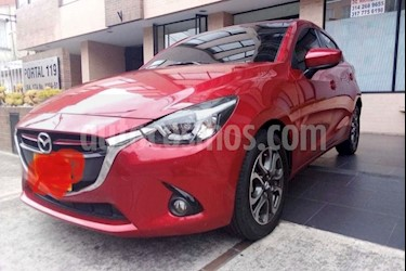 Mazda 2 Grand Touring Aut   usado (2017) color Rojo precio $44.500.000