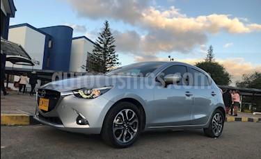 Mazda 2 Grand Touring  usado (2018) color Plata precio $49.000.000