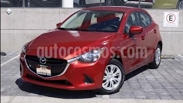 Foto Mazda 2 i Aut usado (2018) color Rojo precio $219,000