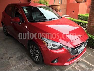 Mazda 2 i Grand Touring Aut usado (2016) color Rojo precio $190,000