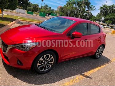 Mazda 2 i Grand Touring Aut usado (2016) color Rojo precio $210,000