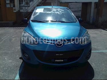 Mazda 2 i Touring usado (2013) color Azul precio $94,000