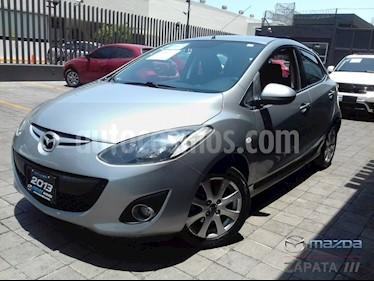 Mazda 2 i Touring usado (2013) color Aluminio precio $125,000
