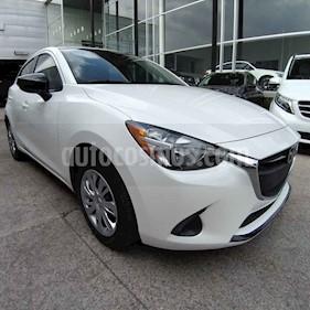 Foto Mazda 2 i usado (2016) color Negro precio $165,000
