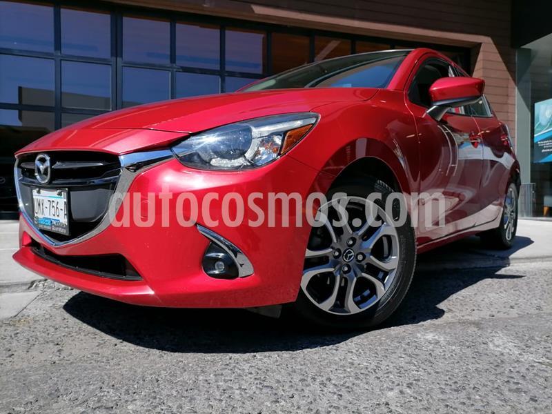 Mazda 2 i Grand Touring Aut usado (2018) color Rojo precio $225,000