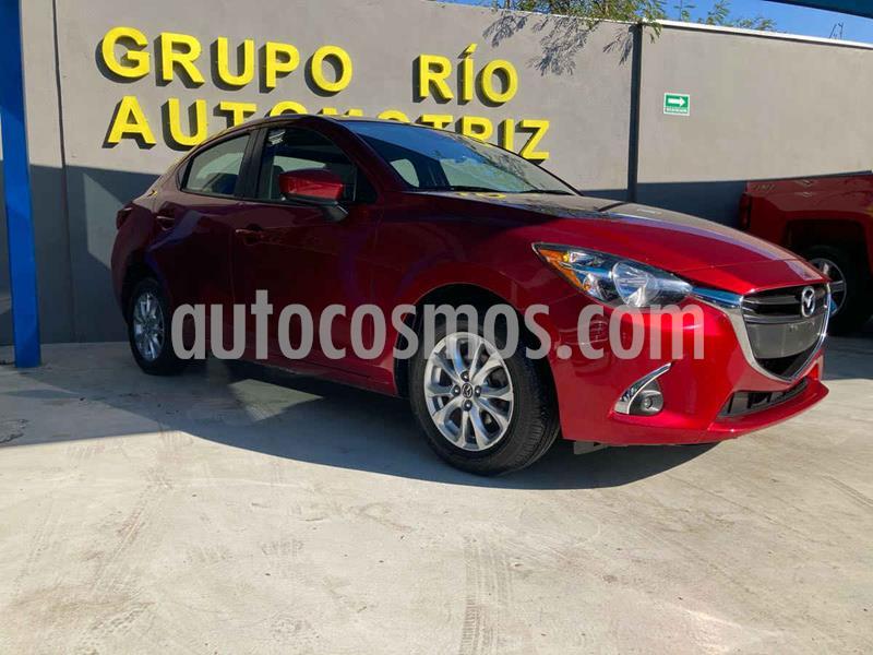 Mazda 2 i Touring usado (2019) color Rojo precio $239,000