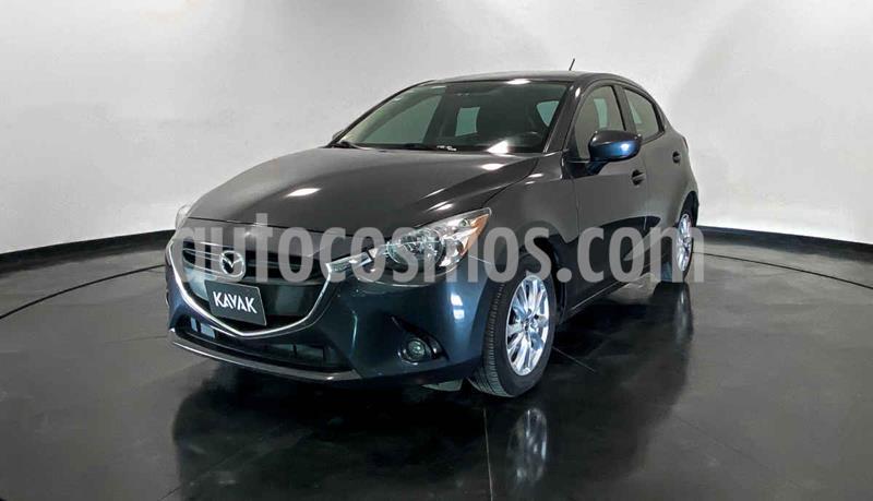 Mazda 2 i Touring usado (2016) color Gris precio $189,999
